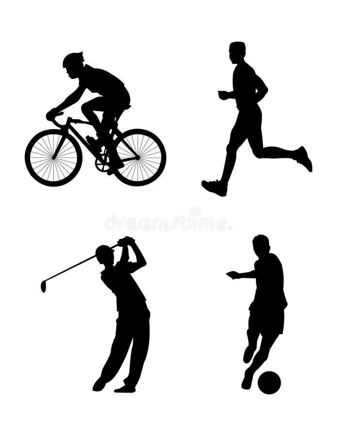 спорты i бесплатная иллюстрация
