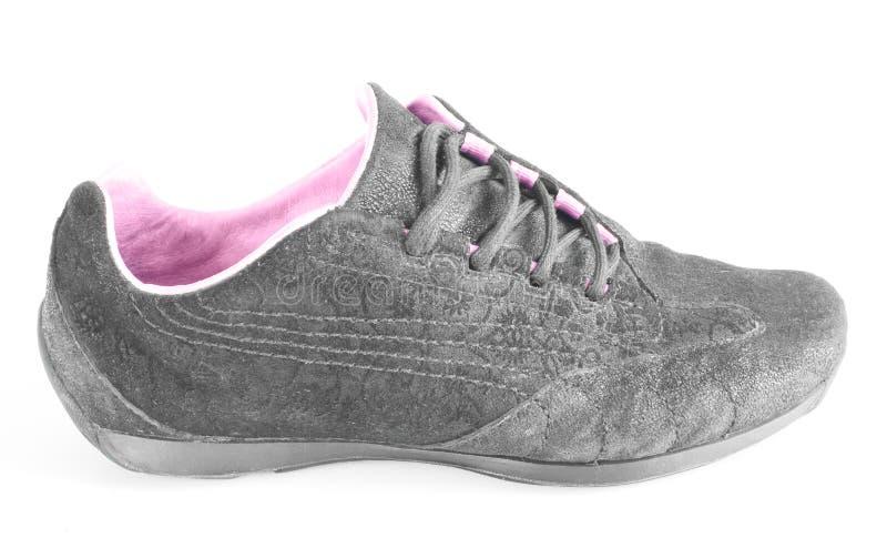 спорт ботинка стоковое фото rf