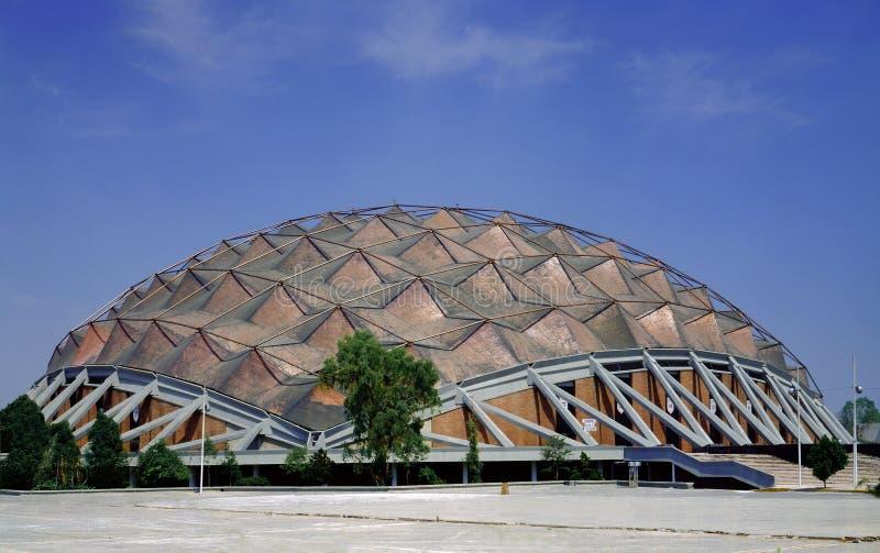 спорт дворца купола стоковые фото