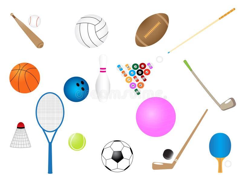 спорт необходимостей бесплатная иллюстрация