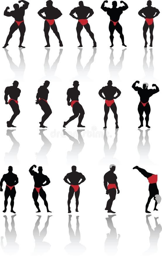 спорт иллюстрация штока