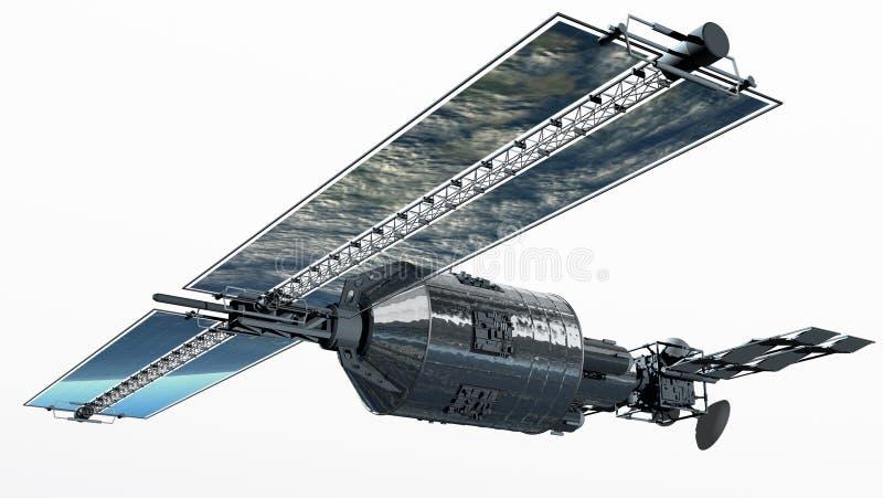 спутниковая радиосвязь стоковая фотография