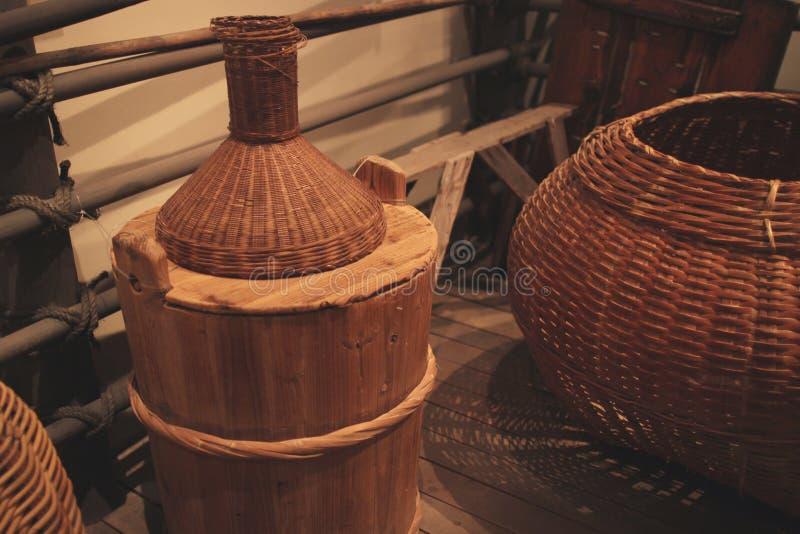 Download Сплетенная деревянная бамбуковая предпосылка текстуры стены Стоковое Изображение - изображение насчитывающей природа, сторонника: 81810619