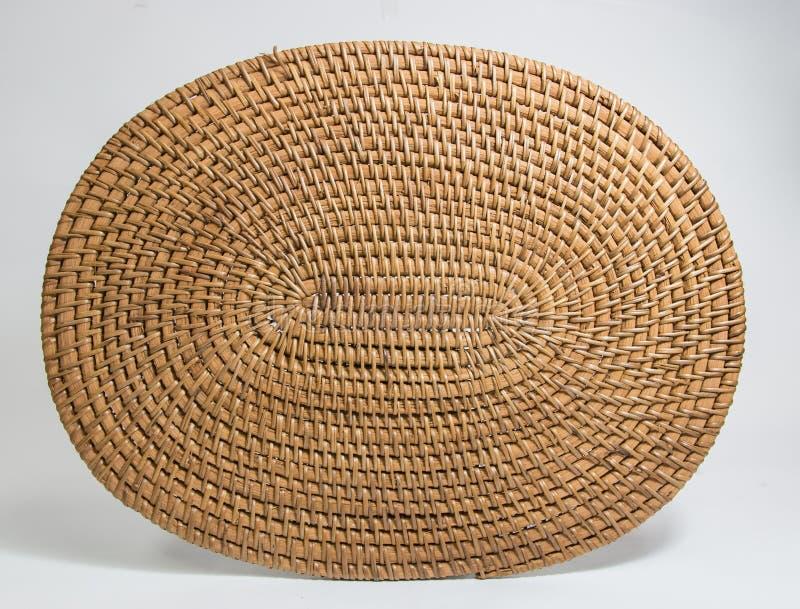 Сплетенный бамбуковый Таиланд стоковые изображения