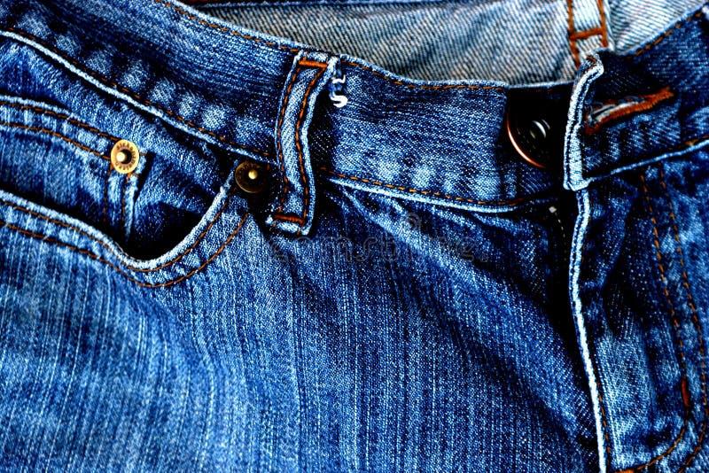 сравненные джинсыы стоковая фотография rf