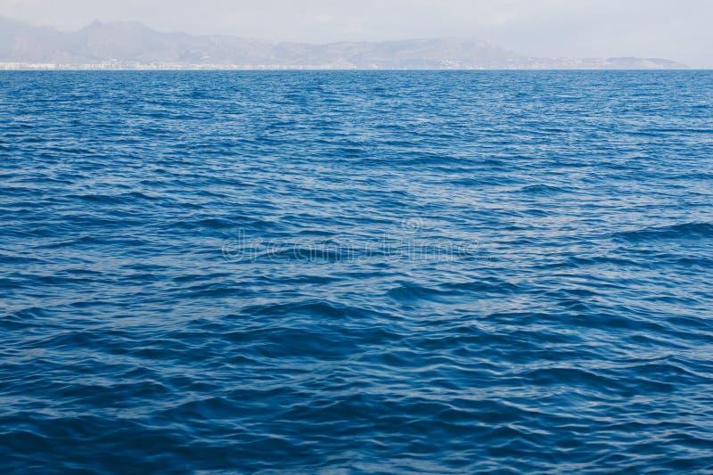 Средиземное море стоковое фото
