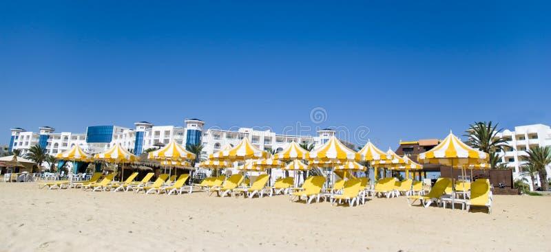 средства пляжа стоковое изображение rf