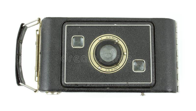 средство формы античной пленки камеры складывая стоковое изображение rf