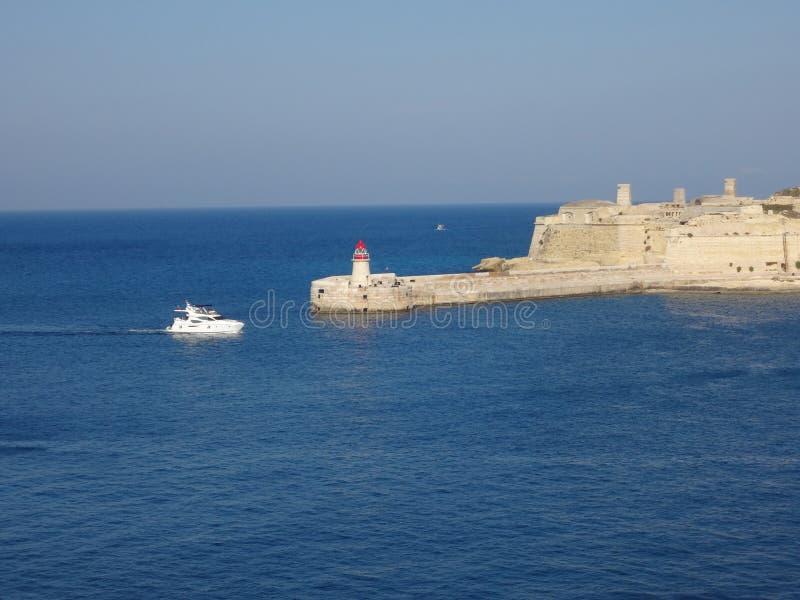 Средиземное море, Мальта стоковая фотография