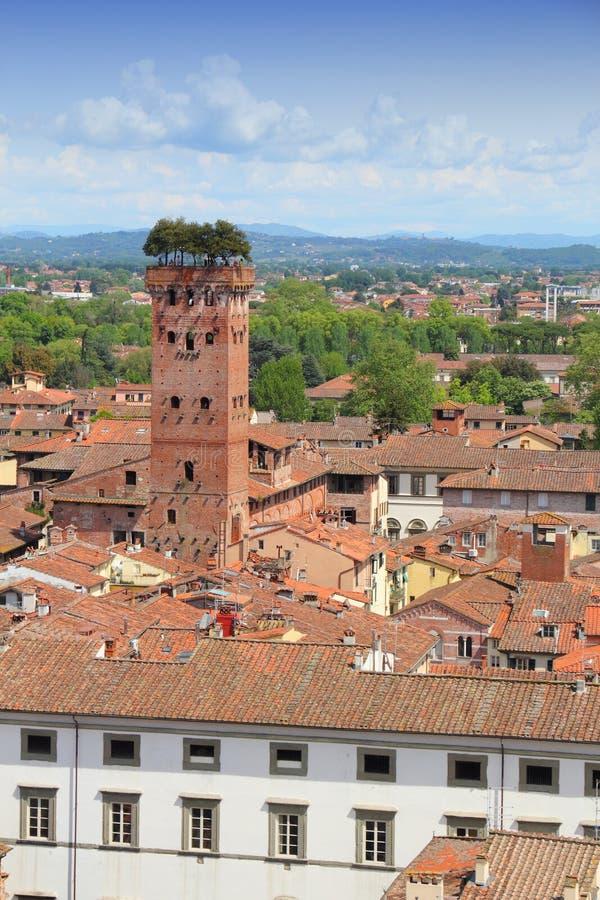 Средневековая Италия стоковое изображение