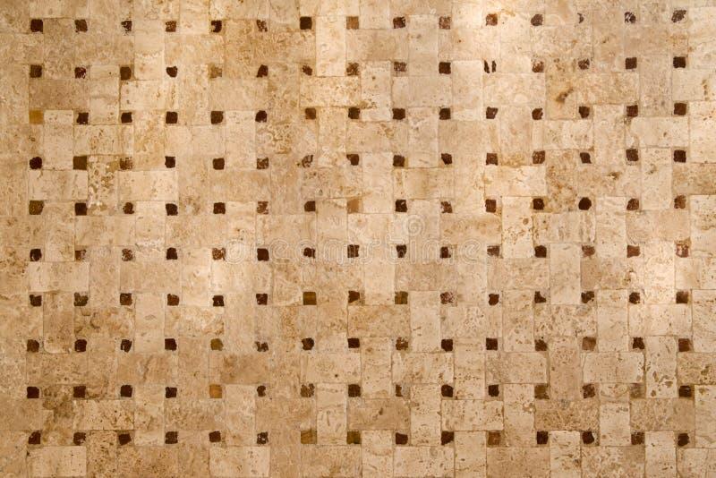 Среднеземноморская мозаика стоковое фото rf