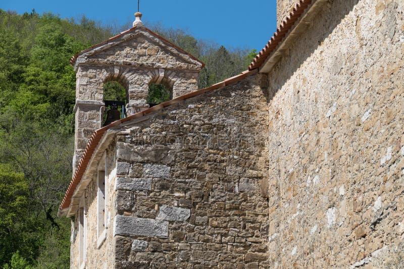 Среднеземноморская церковь стоковое фото rf