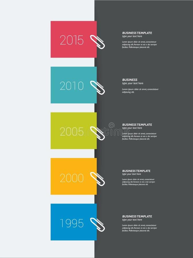 Срок Infographic бесплатная иллюстрация