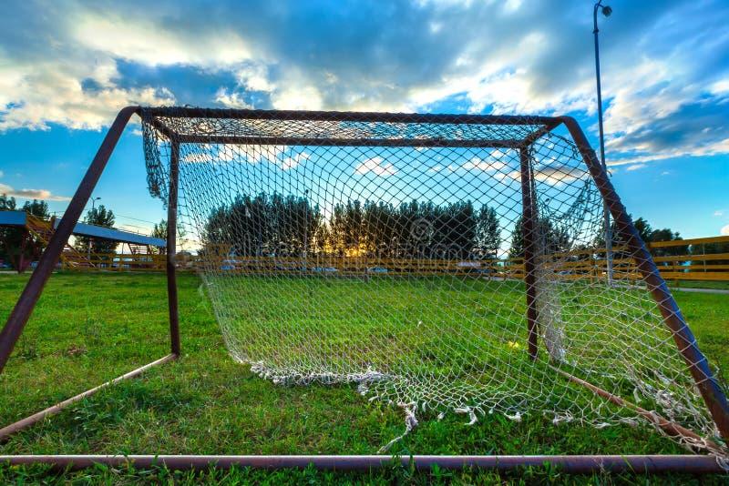 Стадион биатлона, Уфа, Bashkortostan, Россия стоковое изображение