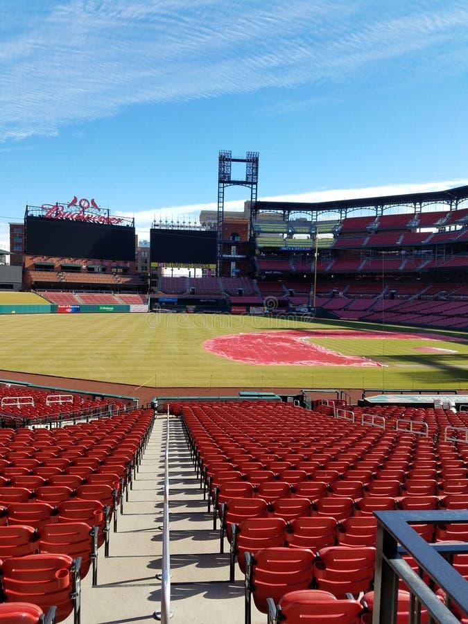 Стадион Буша пустой стоковая фотография rf
