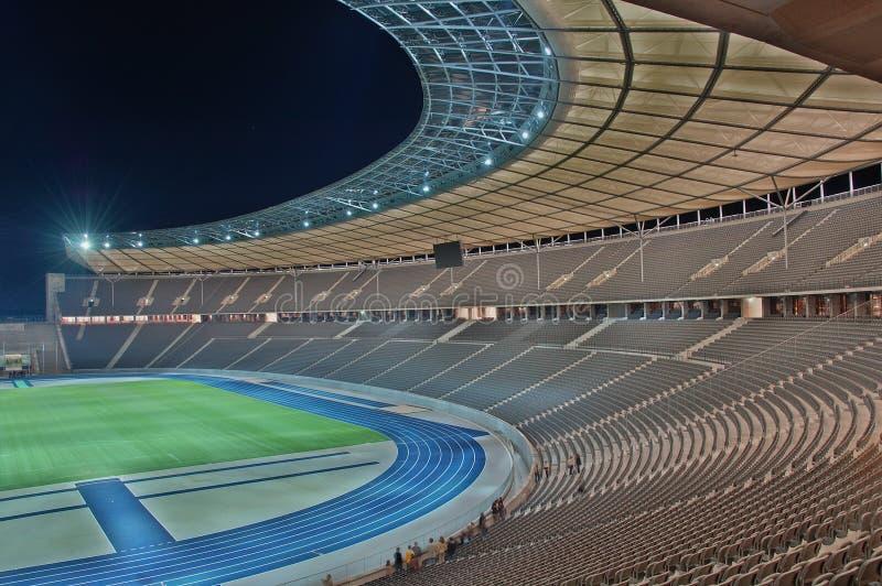 стадион berlin олимпийский стоковая фотография rf