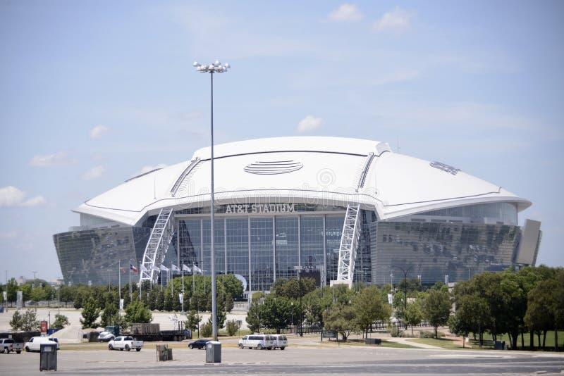Стадион AT&T, Арлингтон Техас стоковая фотография rf