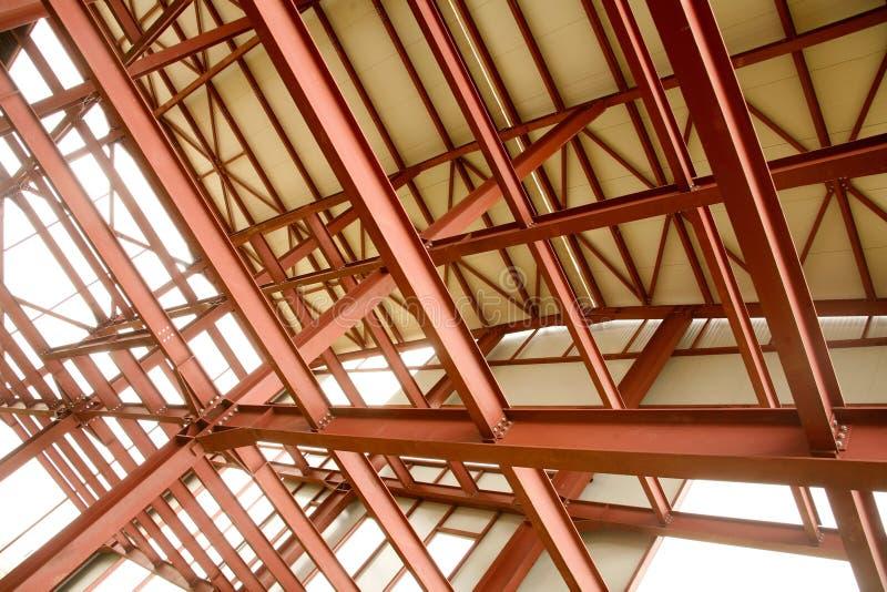 стальные изделия конструкции стоковая фотография