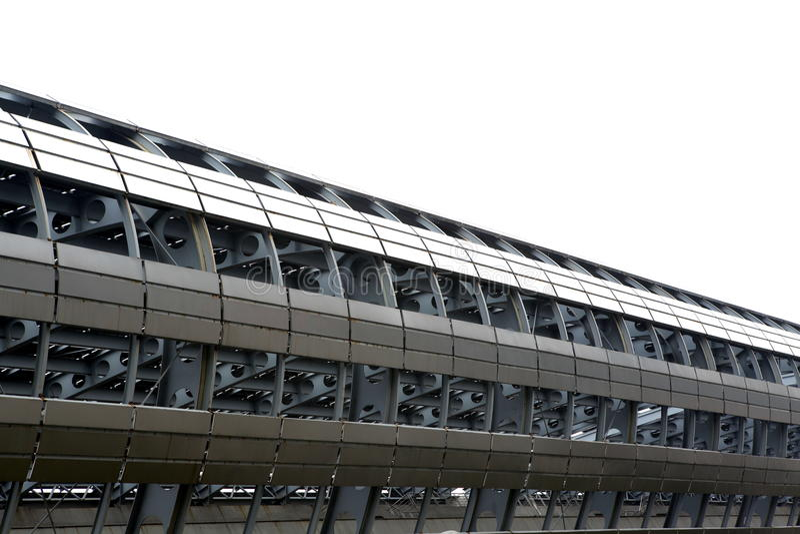 стальные структуры стоковая фотография