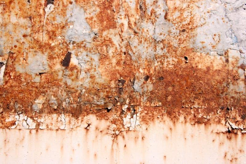 сталь абстрактной предпосылки ржавая стоковые фото