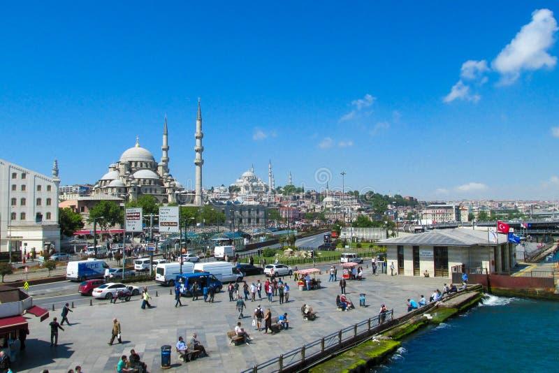 Стамбул, Турция стоковые фото