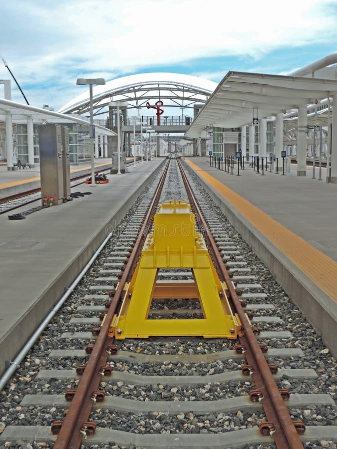 Станция Денвер соединения стоковое изображение