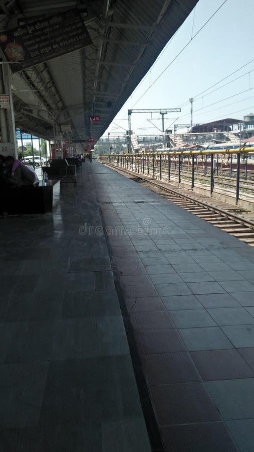 Станция Лакхнау стоковое изображение rf