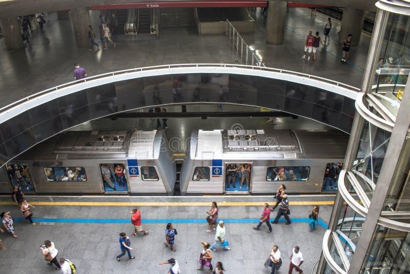 Станция метро Se стоковые фото