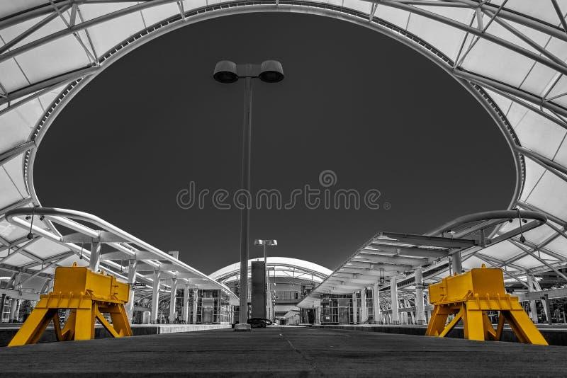 Станция соединения Денвера стоковые изображения rf