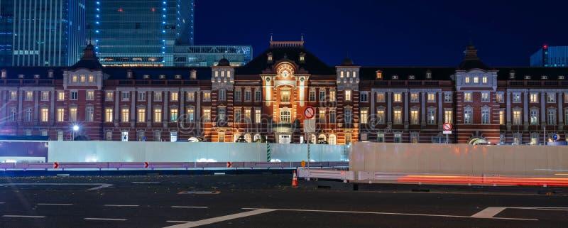 Станция токио, Япония стоковое изображение
