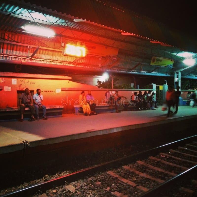 станция стоковое изображение rf