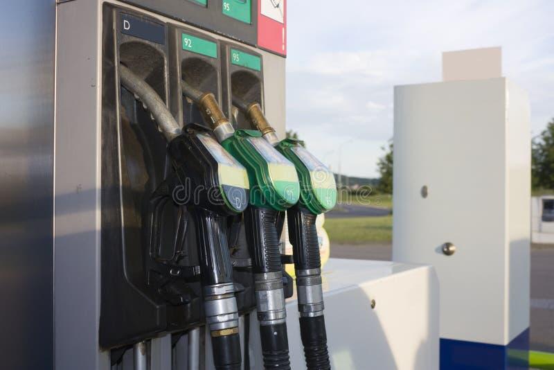 станция gaz стоковое фото