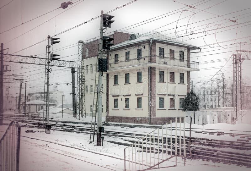 Станция Leningradsky стоковое фото