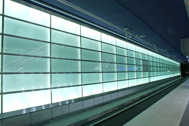 станция potsdamer platz berlin стоковые фото