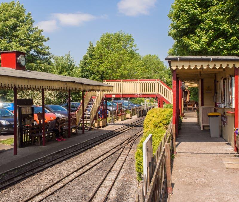 Станция Rudyard стоковые изображения