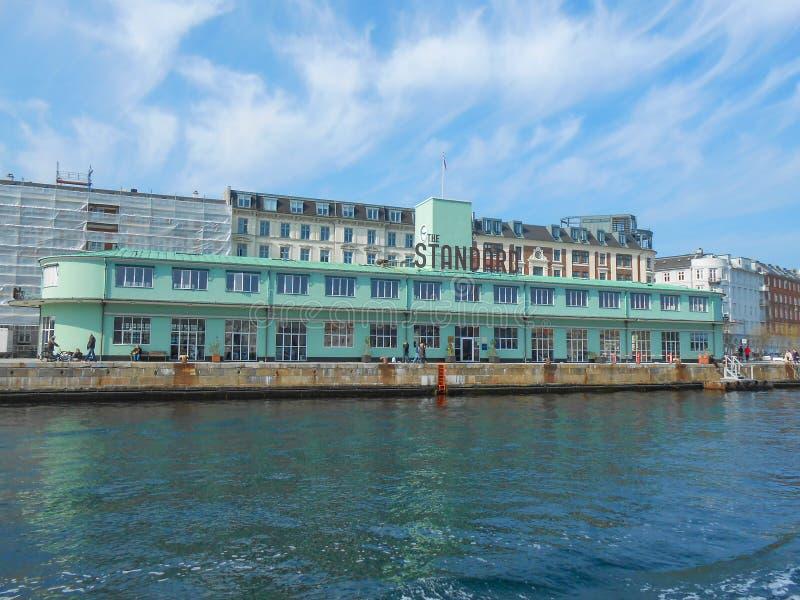 Стандартный Копенгаген стоковые фото