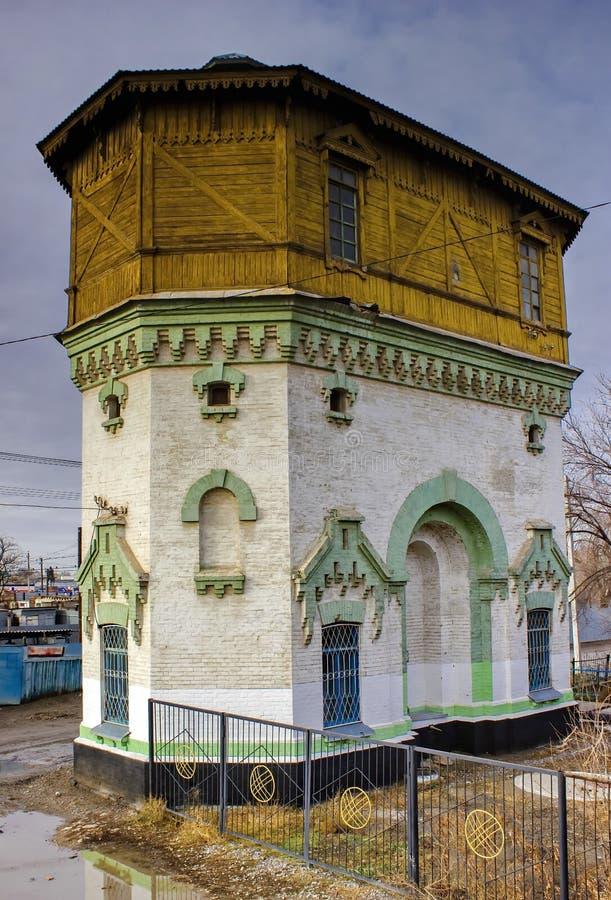 Старая башня стоковые изображения