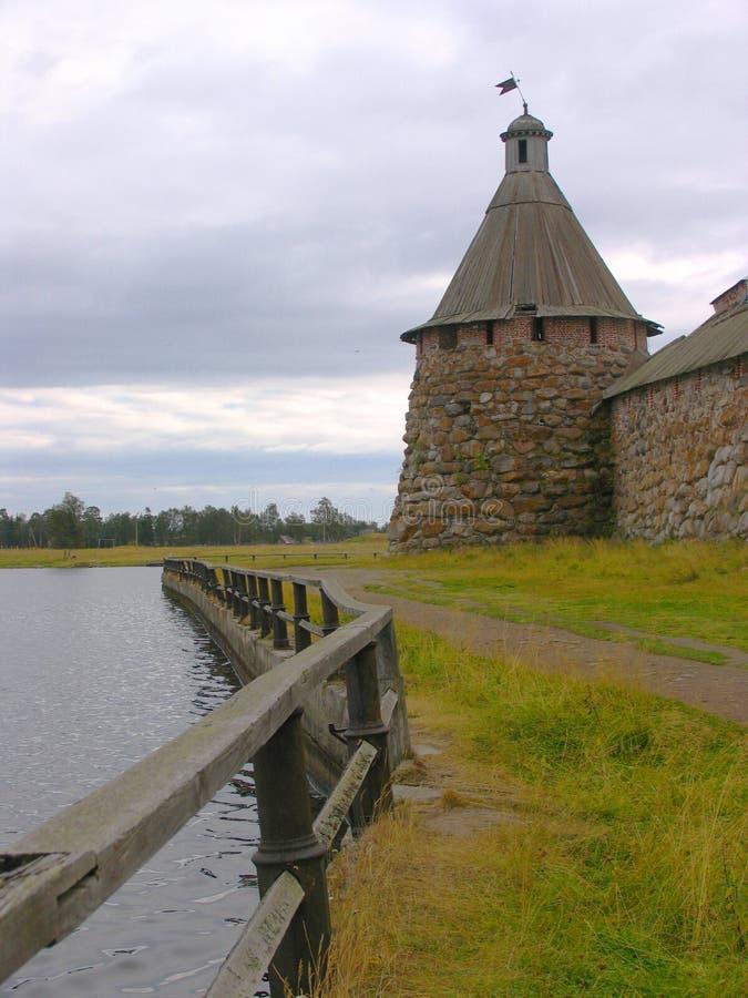 старая башня стоковая фотография rf