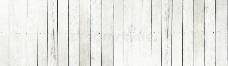 Старая белая деревянная предпосылка картины решетины стоковое фото
