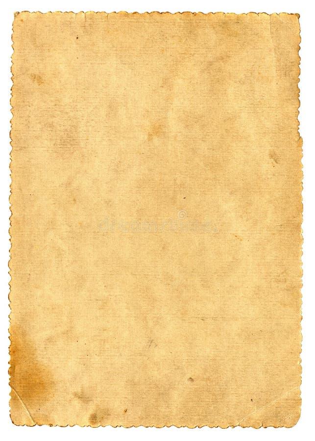 старая бумага страницы иллюстрация штока