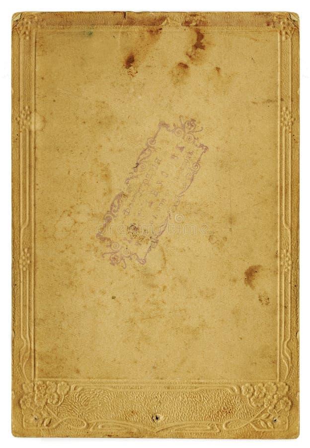 старая бумага страницы стоковое изображение rf