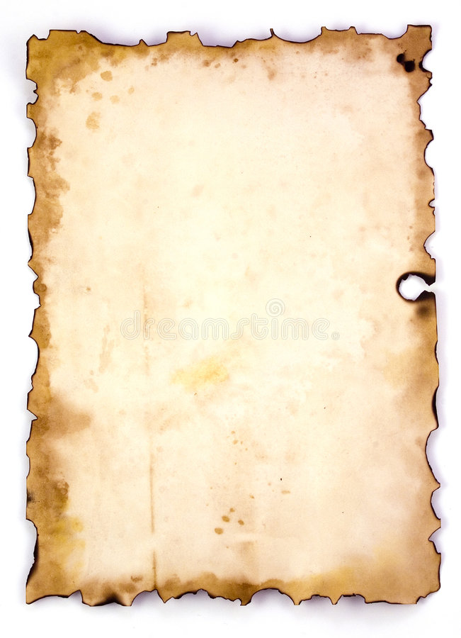 старая бумага 08 иллюстрация штока