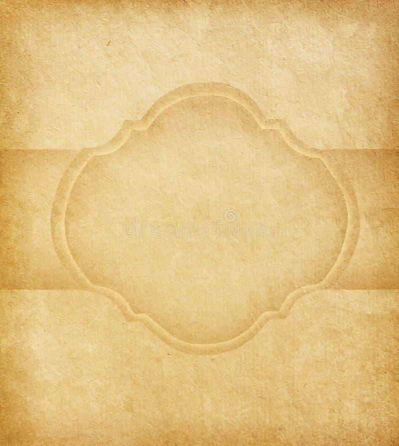 Download Старая бумага стоковое фото. изображение насчитывающей классицистическо - 27104908