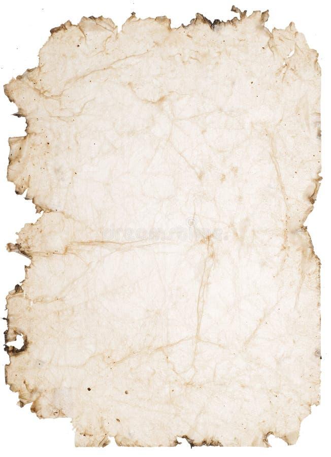Download старая бумага стоковое фото. изображение насчитывающей вызревание - 6865006