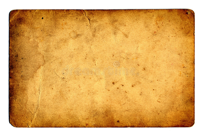 Старая бумажная предпосылка grunge бесплатная иллюстрация