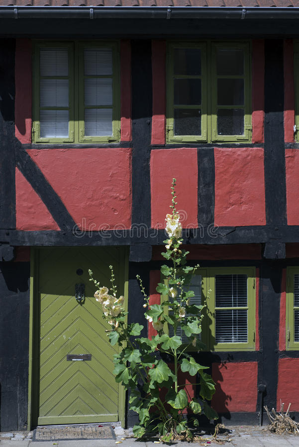 старая двери зеленая стоковое фото rf