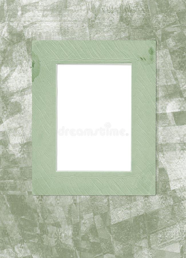Старая винтажная бумажная крышка альбома с лентой для фото стоковое фото rf