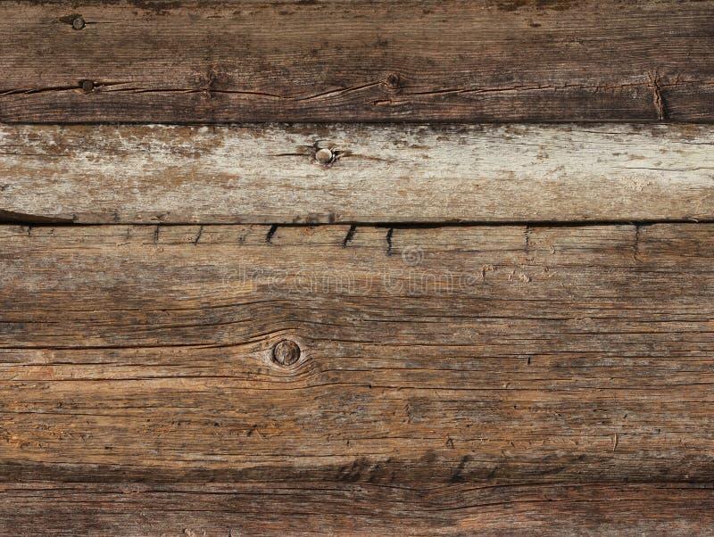 Старая выдержанная древесина планки стоковые изображения