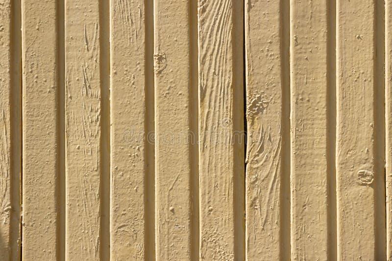 Старая деревянная предпосылка доск с треснутой и слезанной краской Предпосылка винтажного Grunge царапины городская стоковые фотографии rf