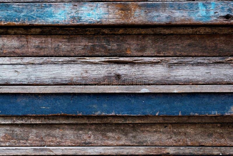 Старая деревянная предпосылка текстуры стены стоковое изображение